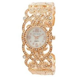 Sofia by Sofia Vergara Ladies Stone Accent Watch